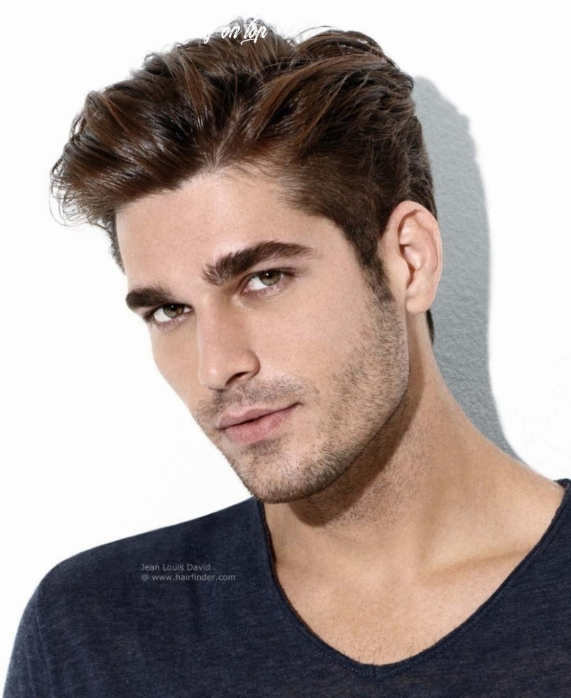 10 Common Misconceptions About Mens Haircut Short Sides Long Top ...