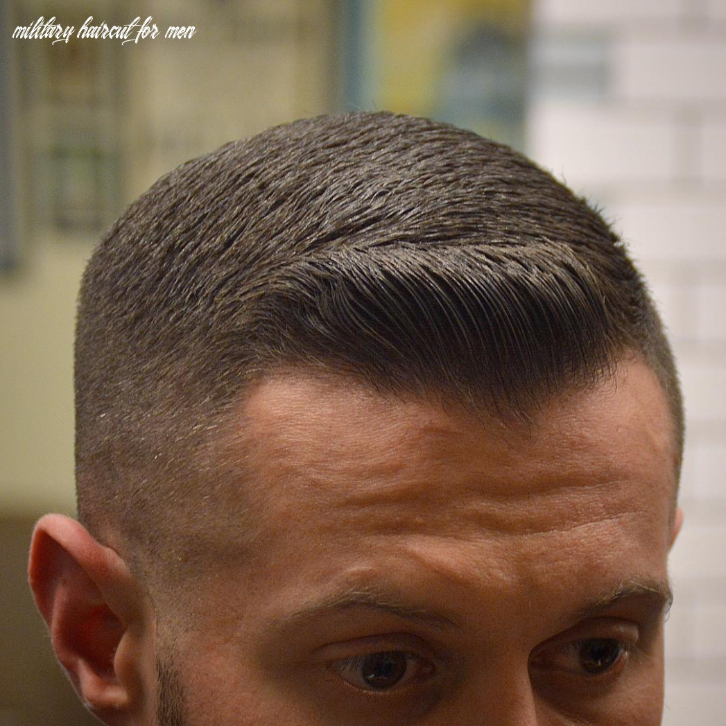 10 Military Haircuts That Are Totally Cool