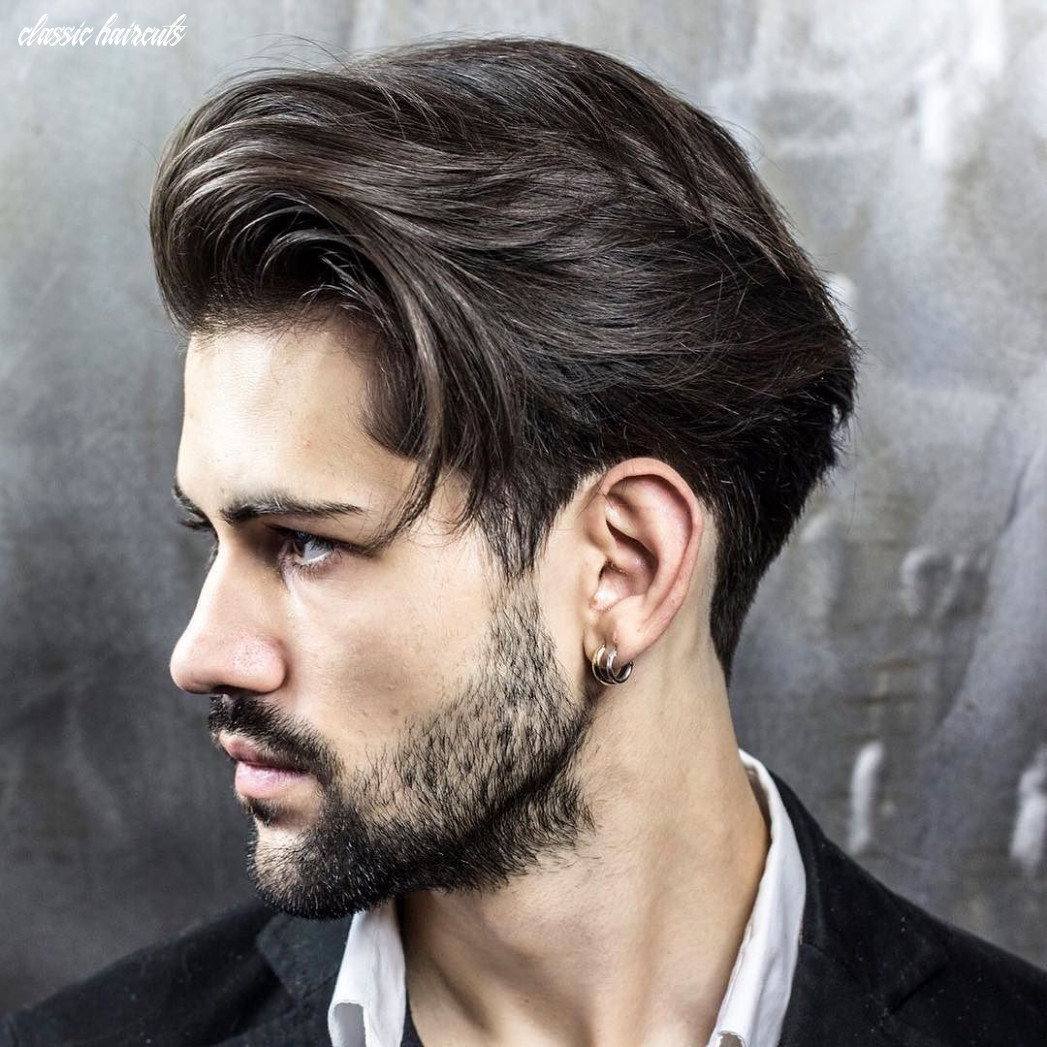 11 Classic Hairstyles For Men - Look Classy In And Out - Haircuts ...