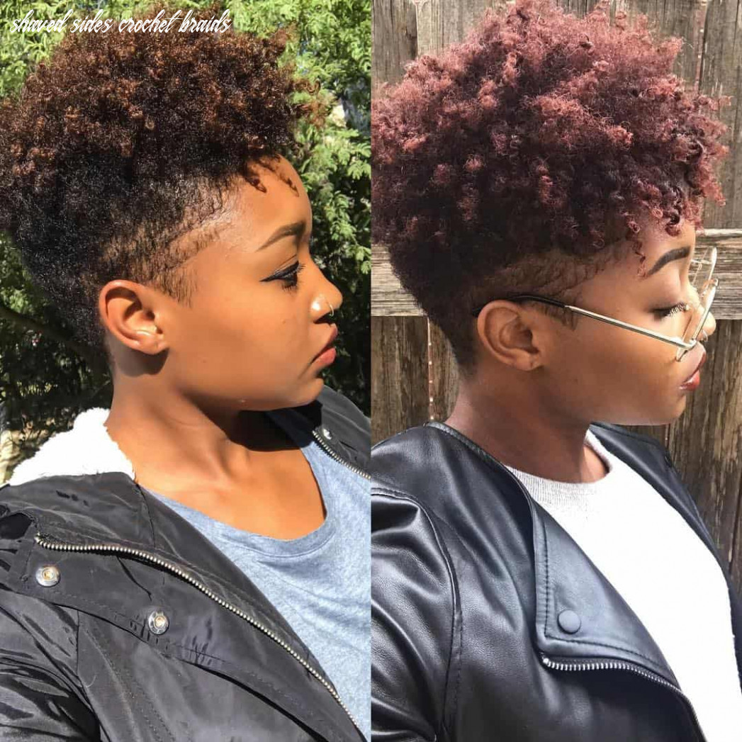 11 Hot and Sexy Shaved Sides Hairstyles You Should Try ASAP