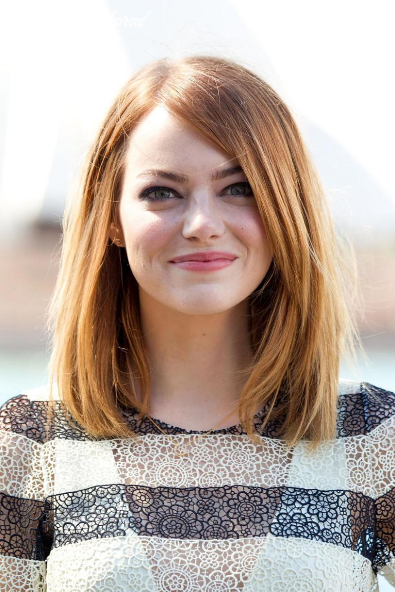 11 of the Best Hairstyles for Medium-Length Straight Hair - The ...