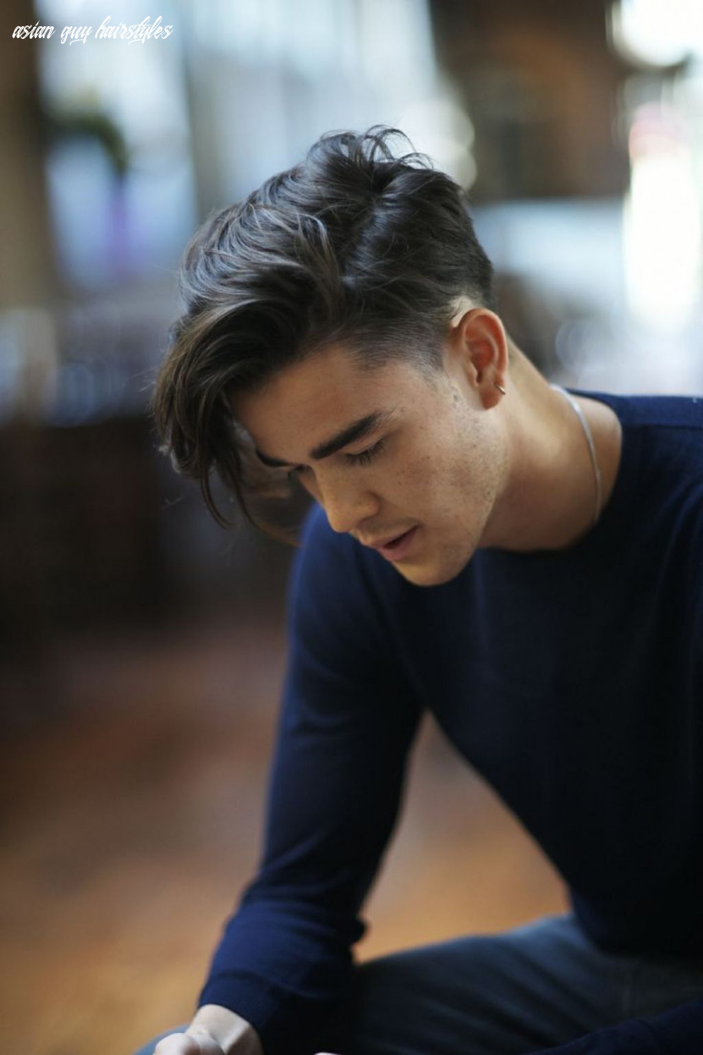 12 Asian Men Hairstyles- Style Up with the Avid Variety of ...