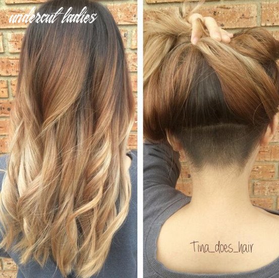 12 Awesome Undercut Hairstyles for Girls (With images)   Undercut ...