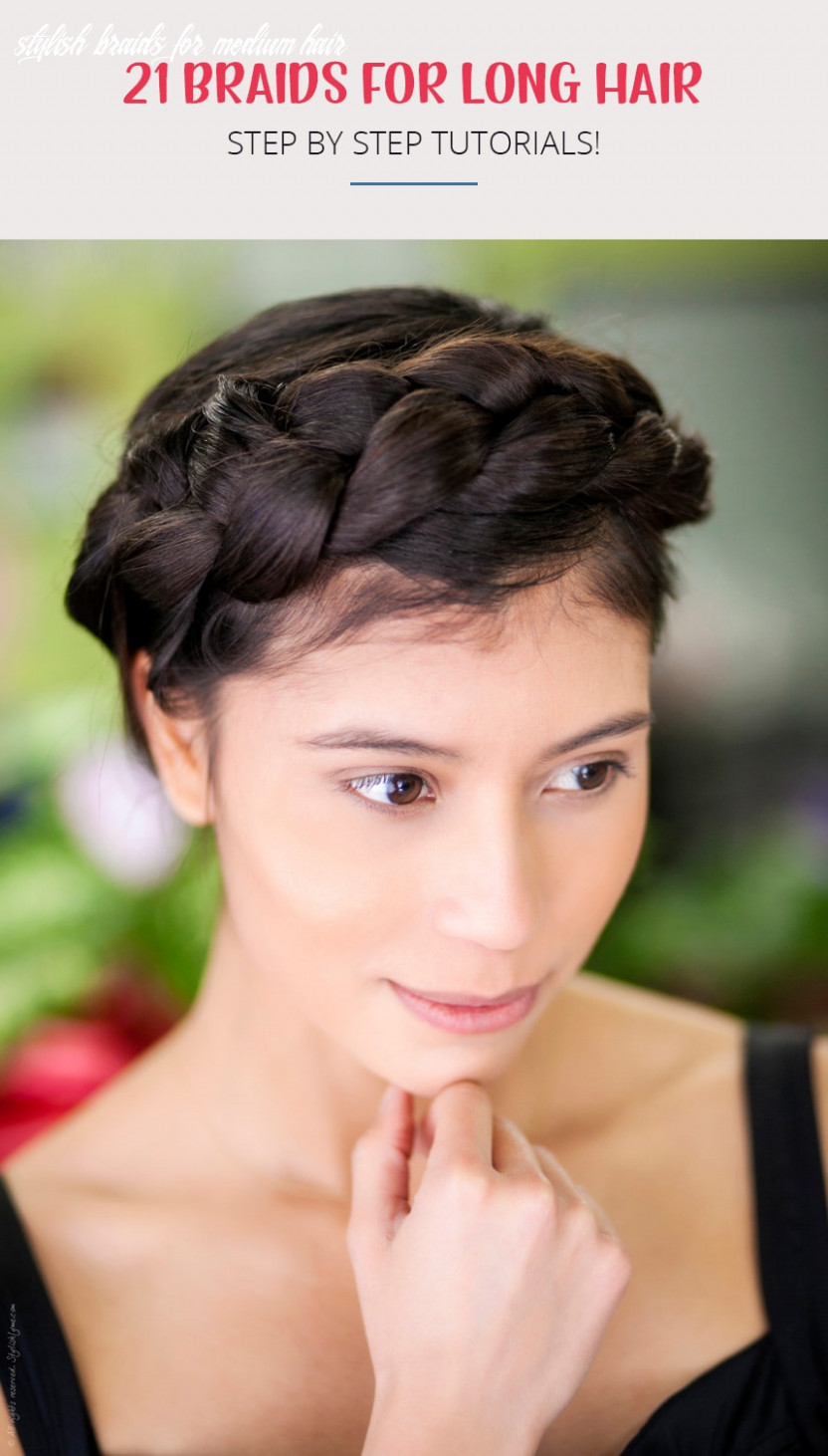 12 Braids for Long Hair with Step by Step Tutorials!