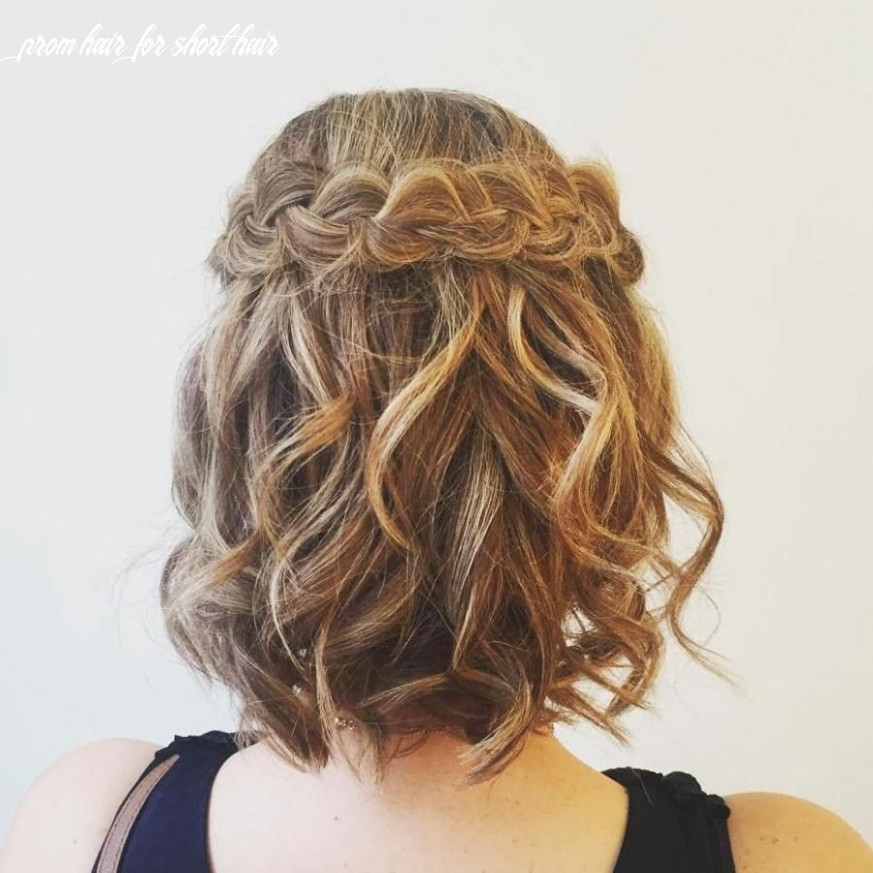 8 Hottest Prom Hairstyles for Short Hair | Prom hairstyles for ...