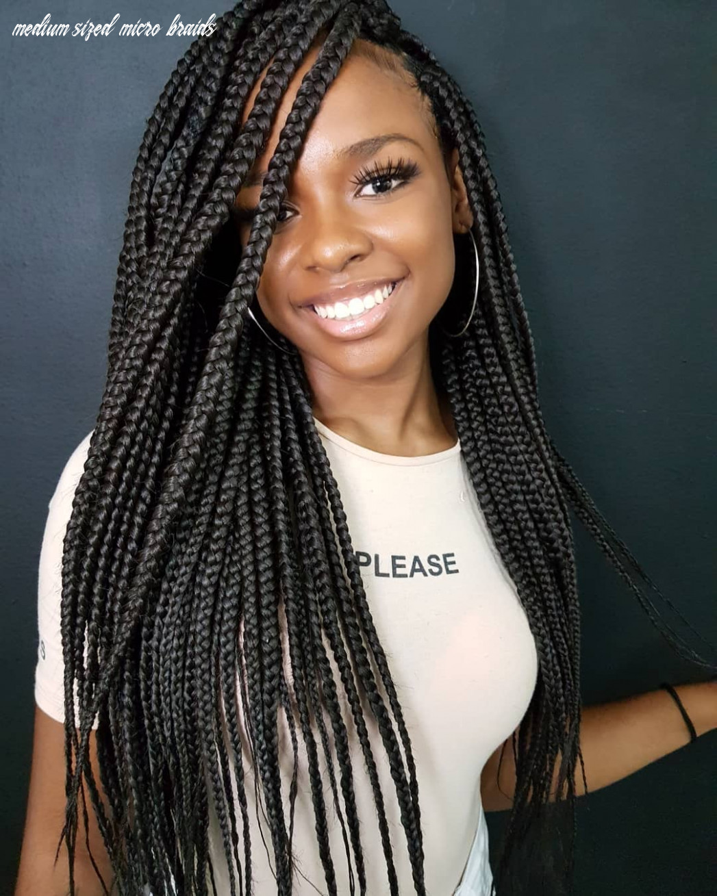 8 Trendy Box Braids Styles Stylists Recommend for 8 - Hair Adviser