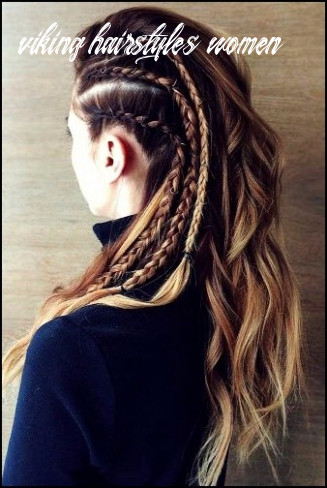 8+ Vikings Lagertha Hair Tutorial and Hairstyles for Women ...