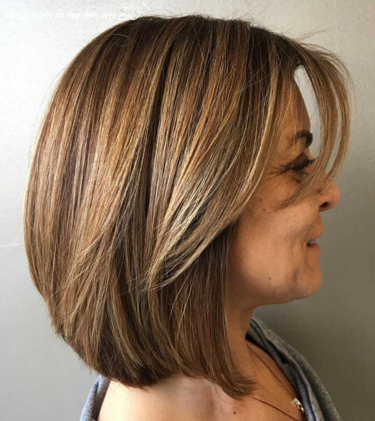 9 Best Modern Hairstyles and Haircuts for Women Over 9   Thick ...