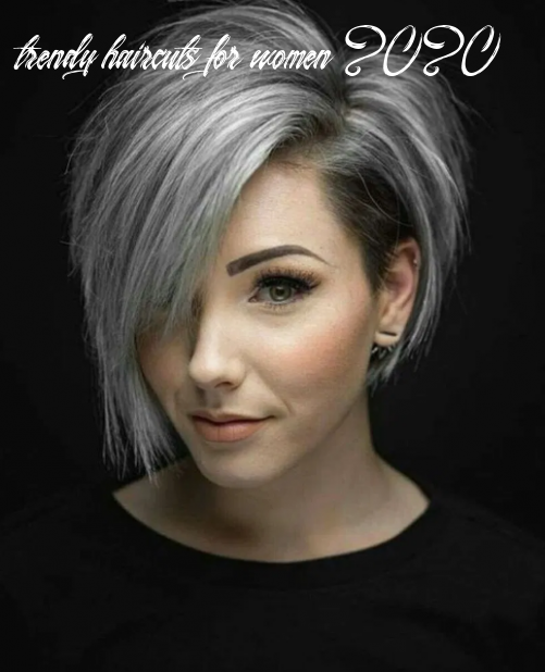 9 Hottest Short Hairstyles for Women 9 – Trendy Short Haircuts ...