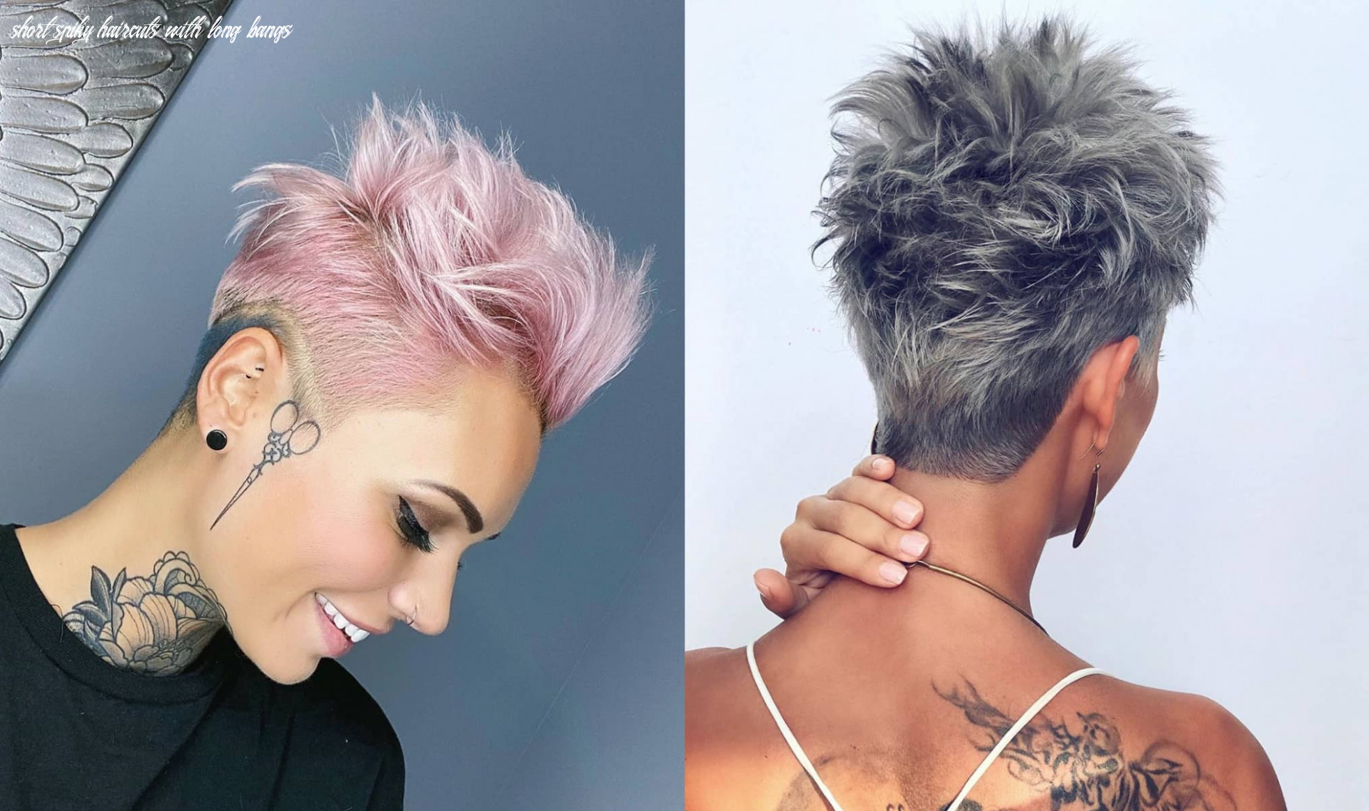 9 Short Spiky Haircuts For Women   StylesRant