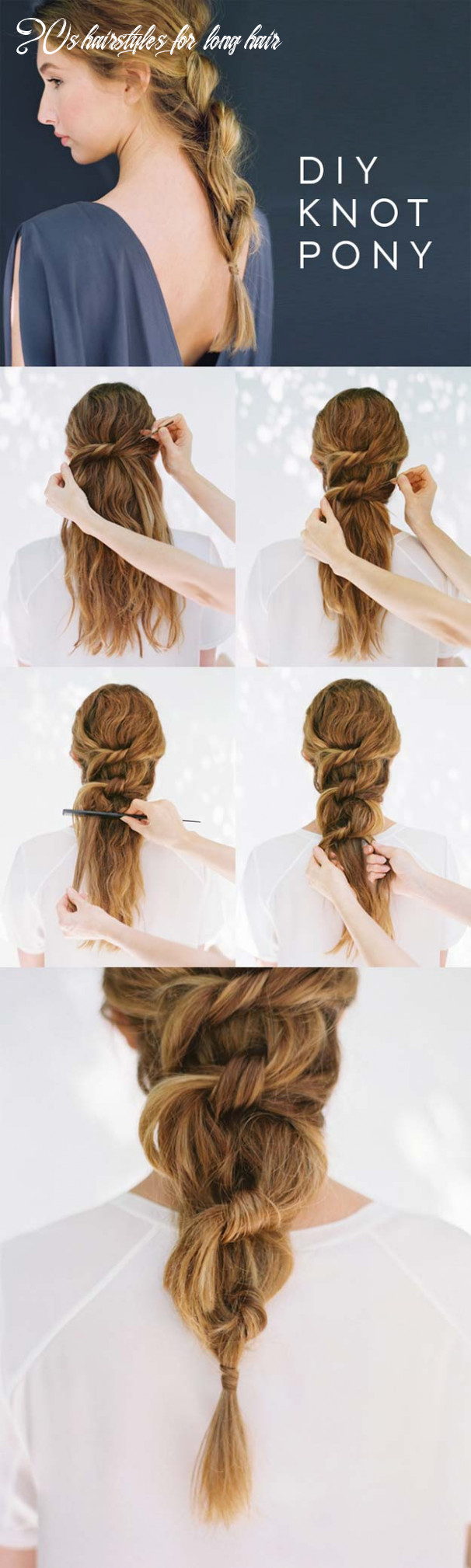 9s Hairstyles For Long Hair   Find your Perfect Hair Style