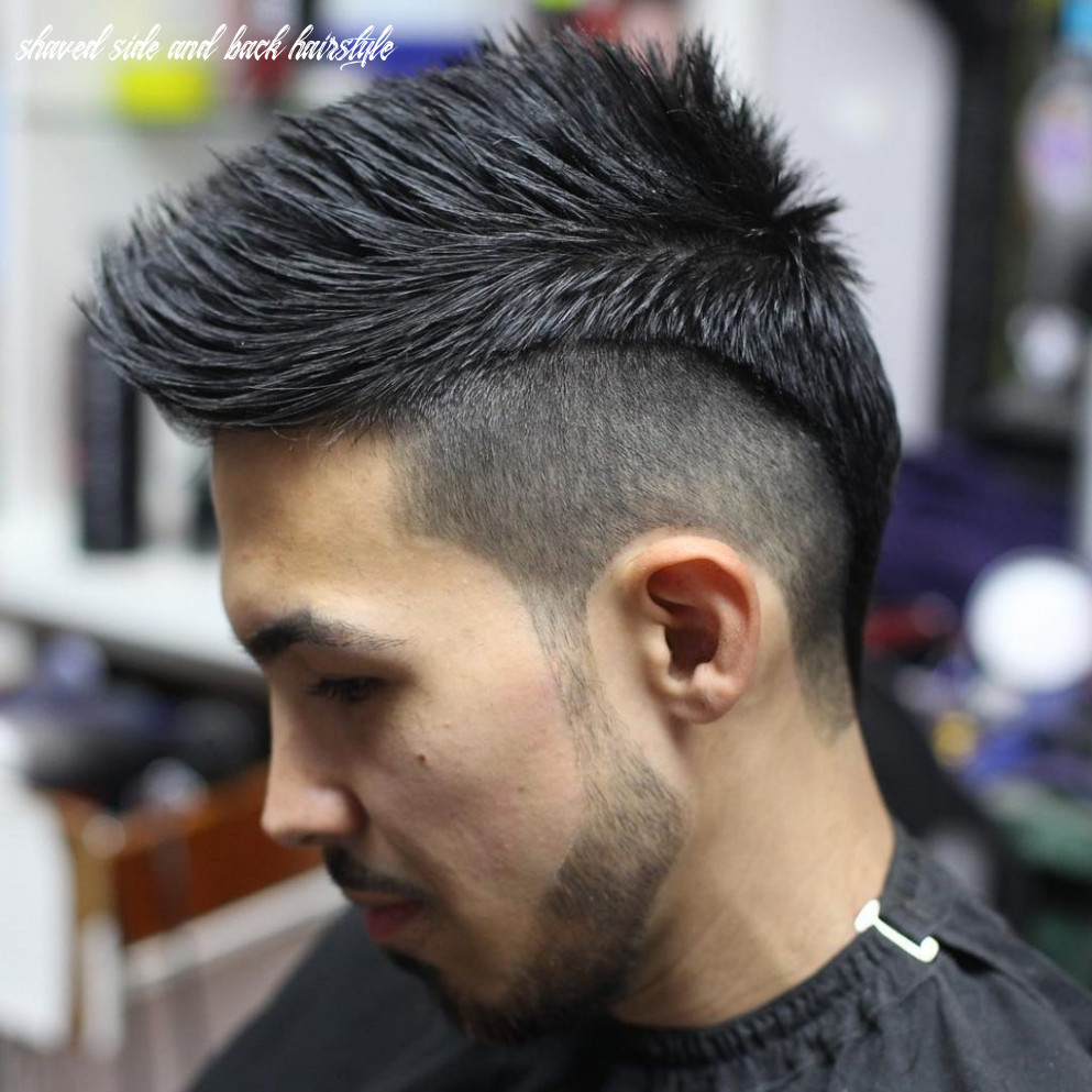 Best 11 Shaved Sides Hairstyles and Haircuts for Men - AtoZ Hairstyles