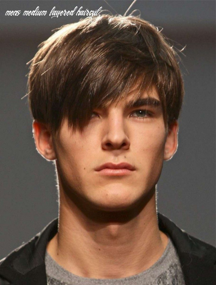 Layered Haircuts : 9 Best Men's Layered Hairstyles for 9 ...