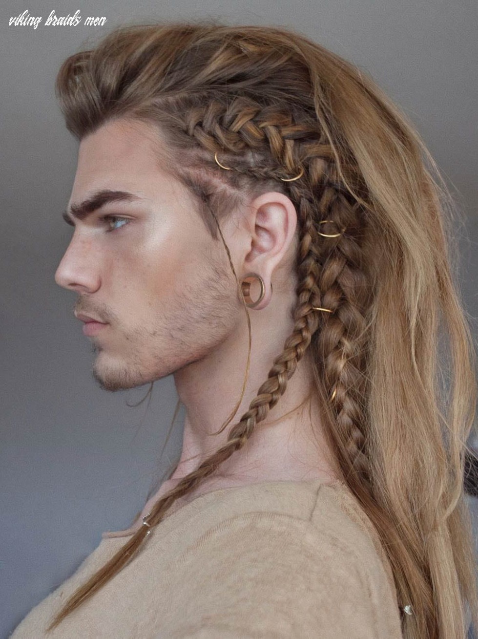 ManBraid Alert: An Easy Guide to Braids For Men