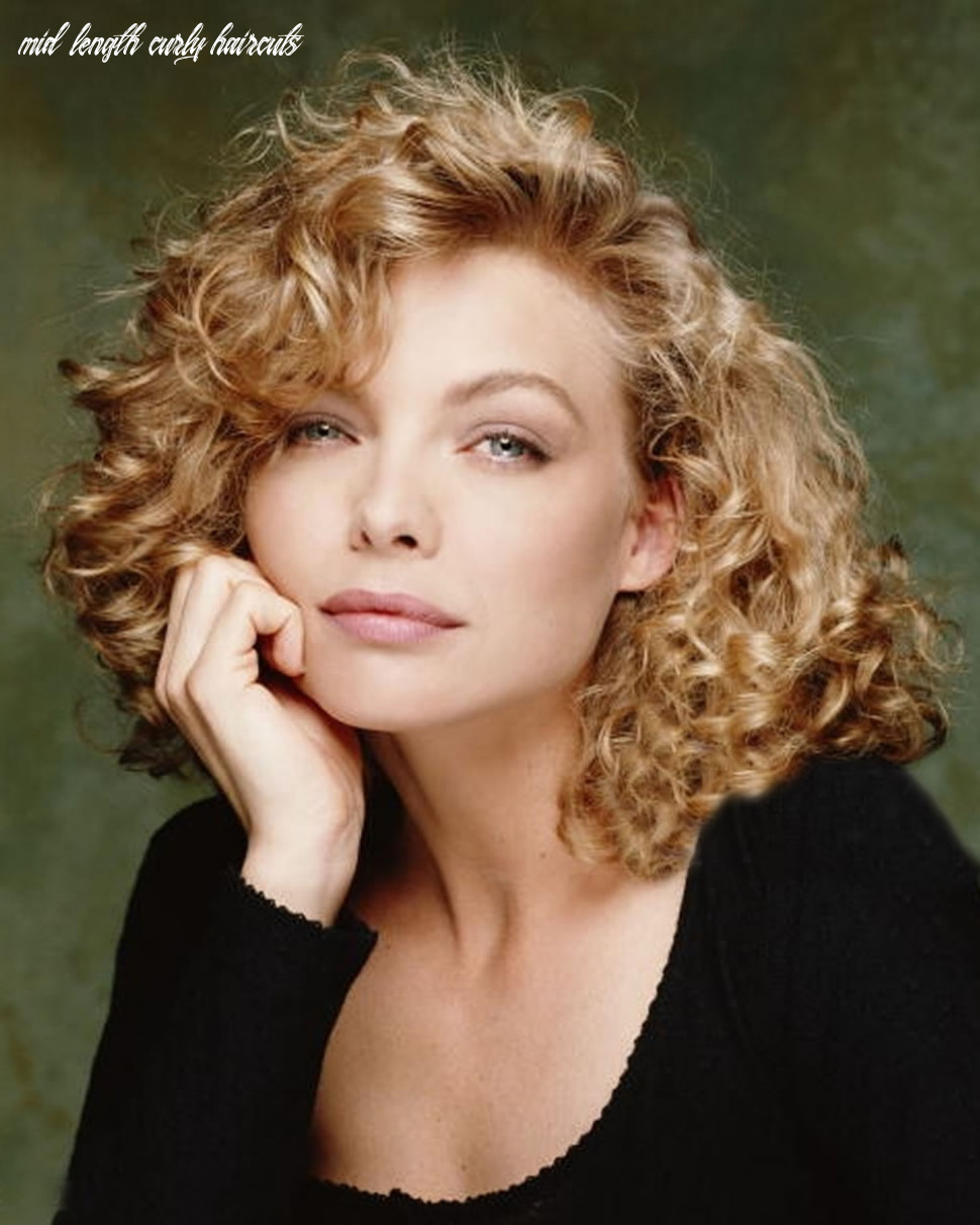 Medium Length Curly Hairstyles For Older Women | Find your Perfect ...