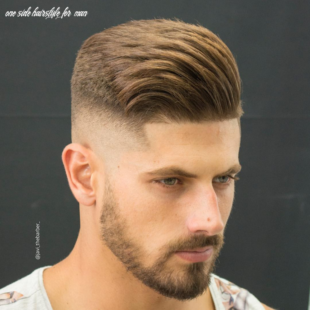 One Side Short Hairstyles Unique 9 Cool Short Hairstyles Haircuts ...