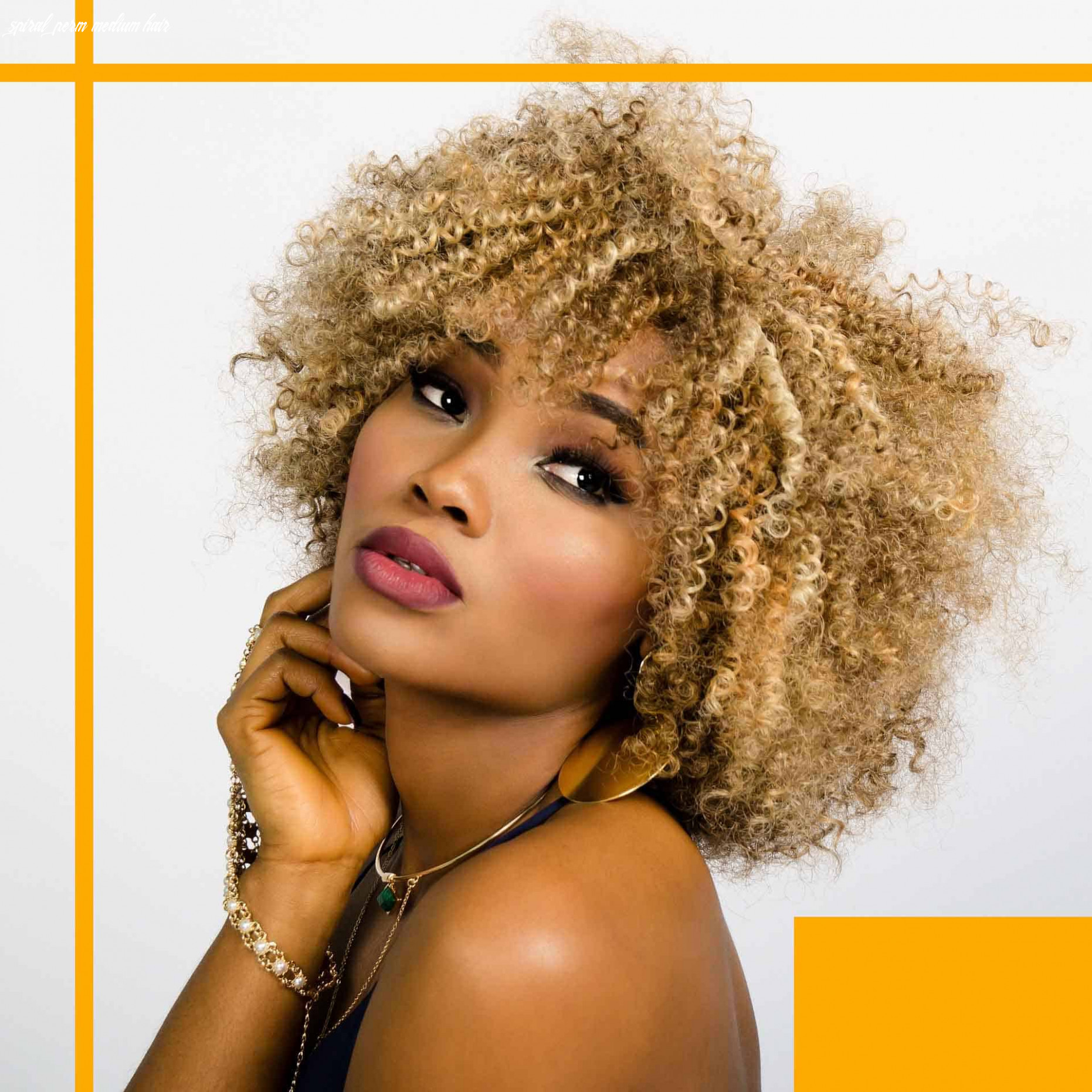 Spiral Perm | Check out Different types of Spiral Curly Hair Perm