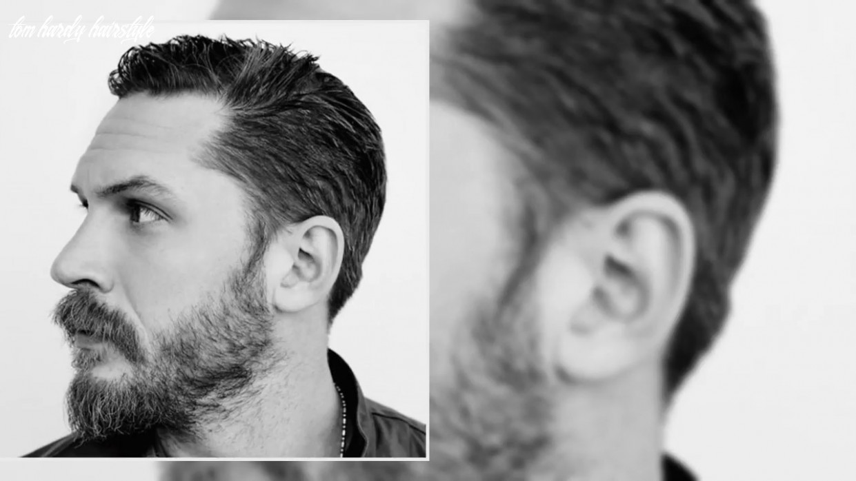 Tom Hardy Haircut - Celebrity Hairstyles For Men