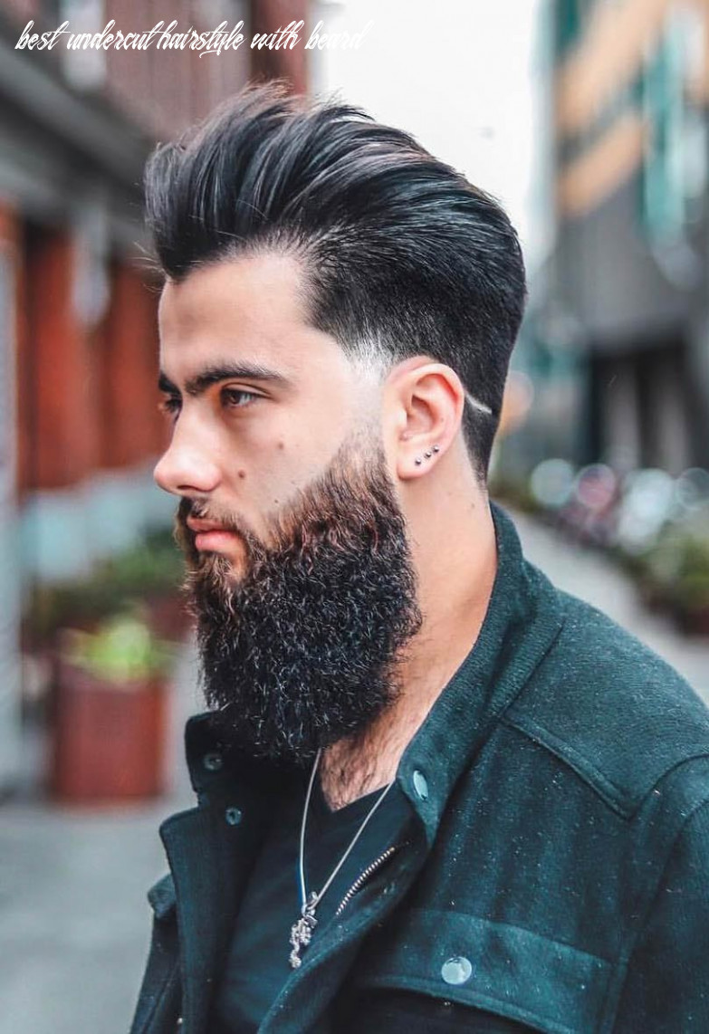 Top 9 Hairstyles For Men With Beards