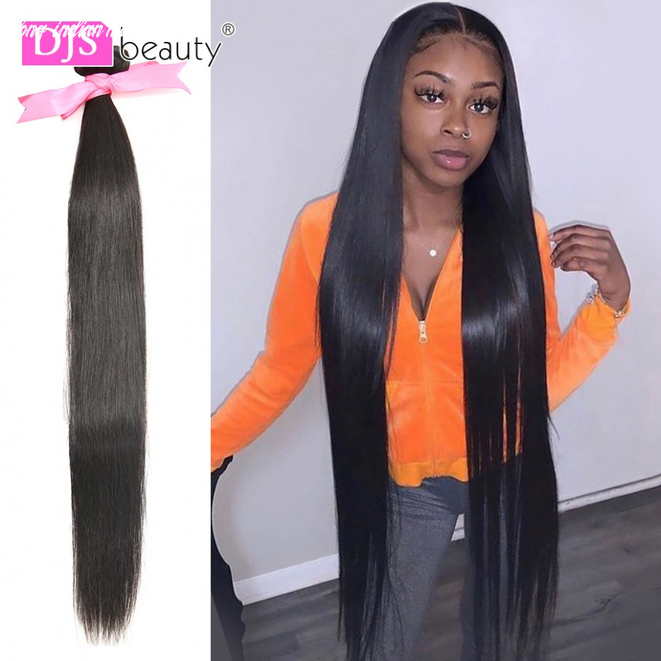 US $8.8 8% OFF|8 8 8 8 Inch Straight Hair Bundles Long Length Indian  Hair Weave Bundles 8% Human Hair Extentions Natural Color Remy Hair|Hair  ...