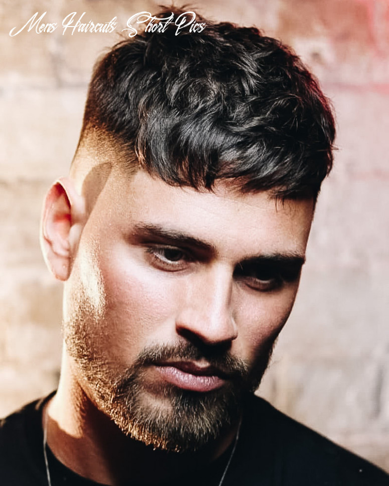 10 Best Short Haircuts: Men's Short Hairstyles Guide With Photos ...