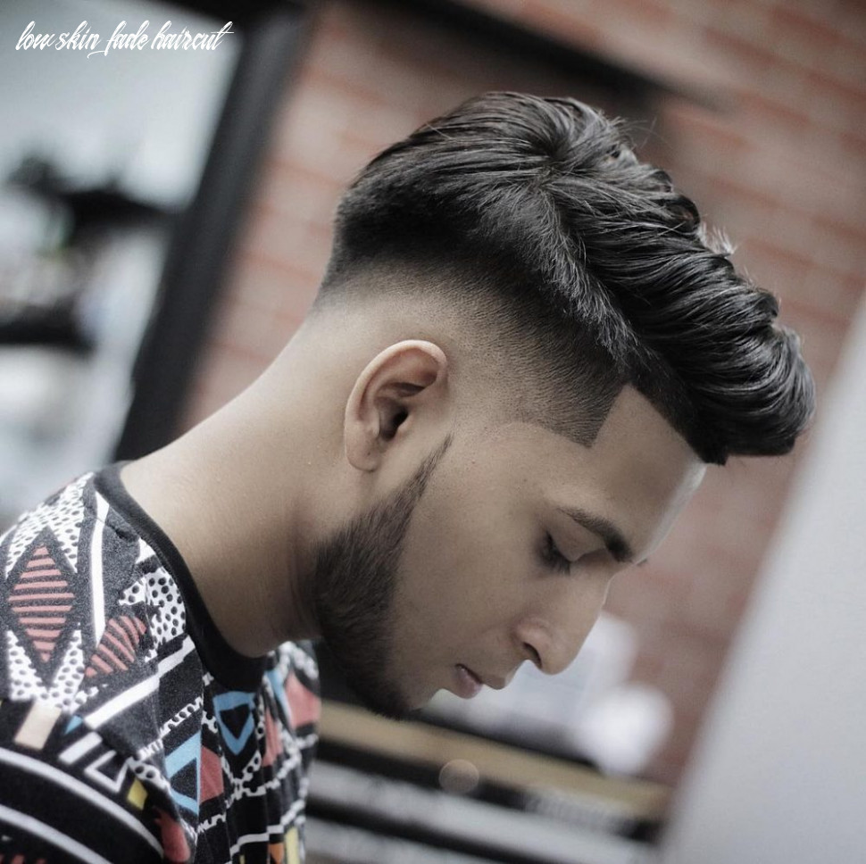 10 Greatest Low Fade Haircuts for Men in 10