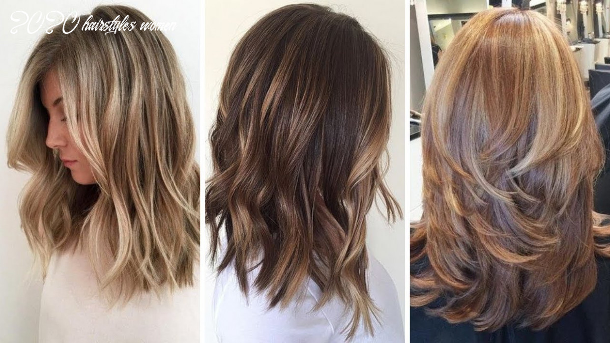 11 Amazing Medium Hairstyles for Ladies, Beautiful Haircuts for Women 11