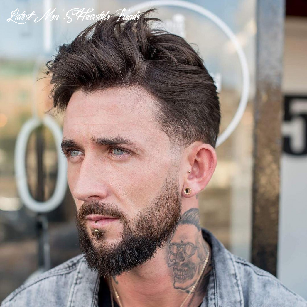 11+ Men's Haircuts + Men's Hairstyles You Will Love! (July 11 ...