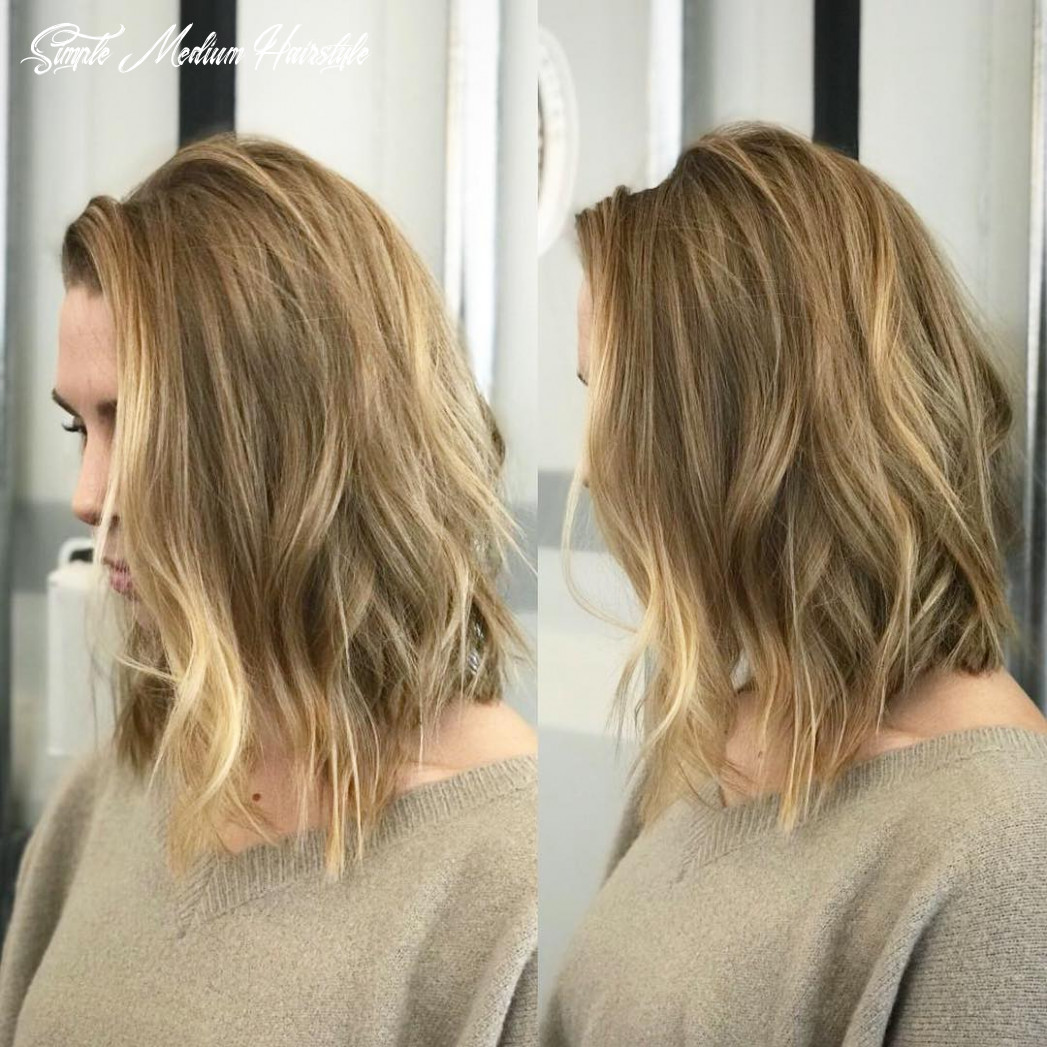 11 Super Cute and Easy Medium Hairstyles 11