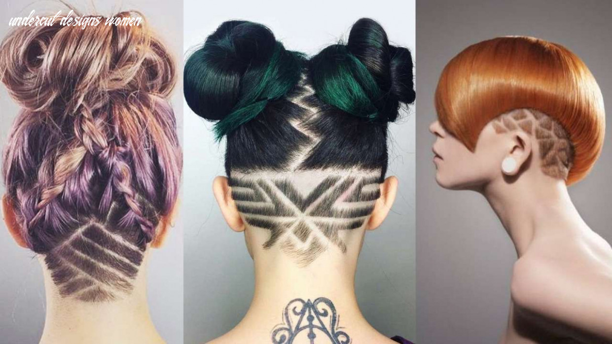 112+ Outstanding Undercut Hairstyle Designs for Women - 12hairstyle.com