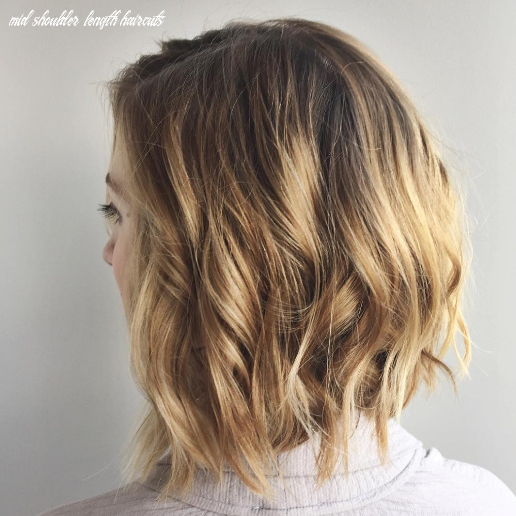 12 Chic Everyday Hairstyles for Shoulder Length Hair 12