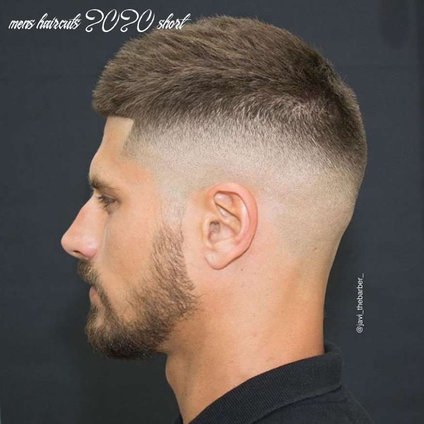 12 Short Hairstyles For Men (12 Styles)   Mens haircuts short ...