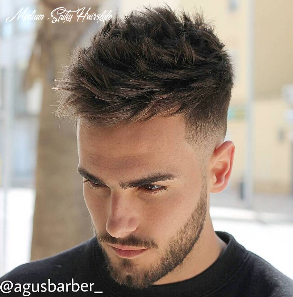 12 Statement Hairstyles for Men with Thick Hair