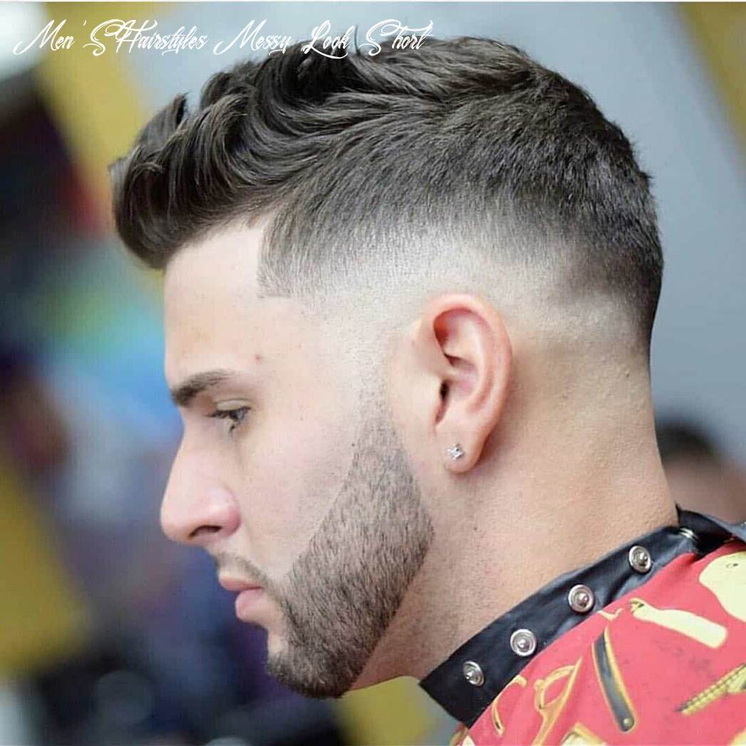 8 Best Men's Messy Hairstyles - Your Uniqueness [8]