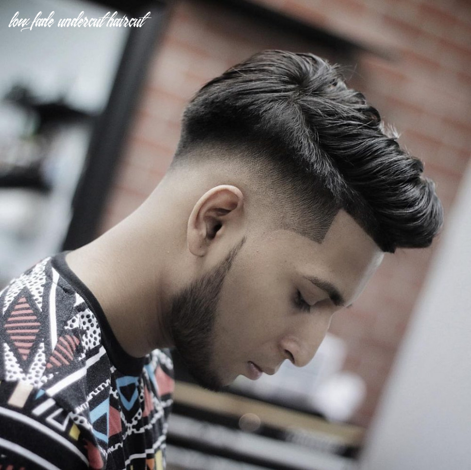 8 Greatest Low Fade Haircuts for Men in 8