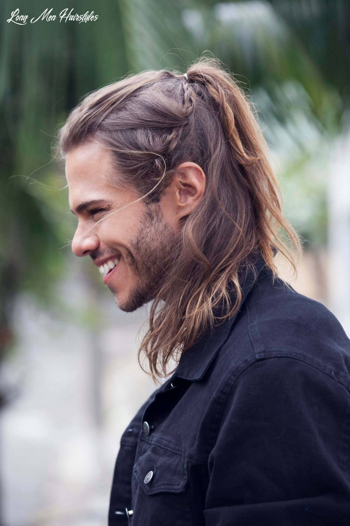 8 Incredible Long Hairstyles & Haircuts For Men
