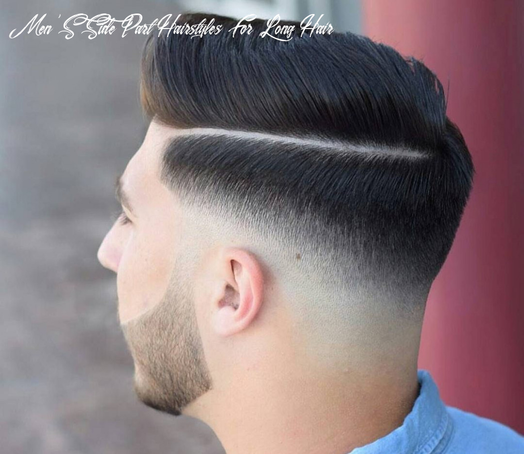 8 Mens Side Part Hairstyles - Be the Trend Setter of 8 ...