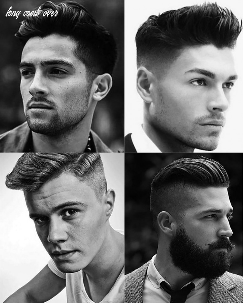 9 Perfect Comb Over Haircuts to Try in 9 - The Trend Spotter