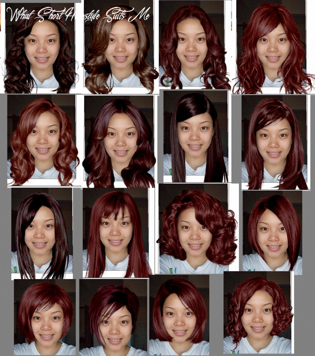 9 Which Hairstyle Suits My Face Female