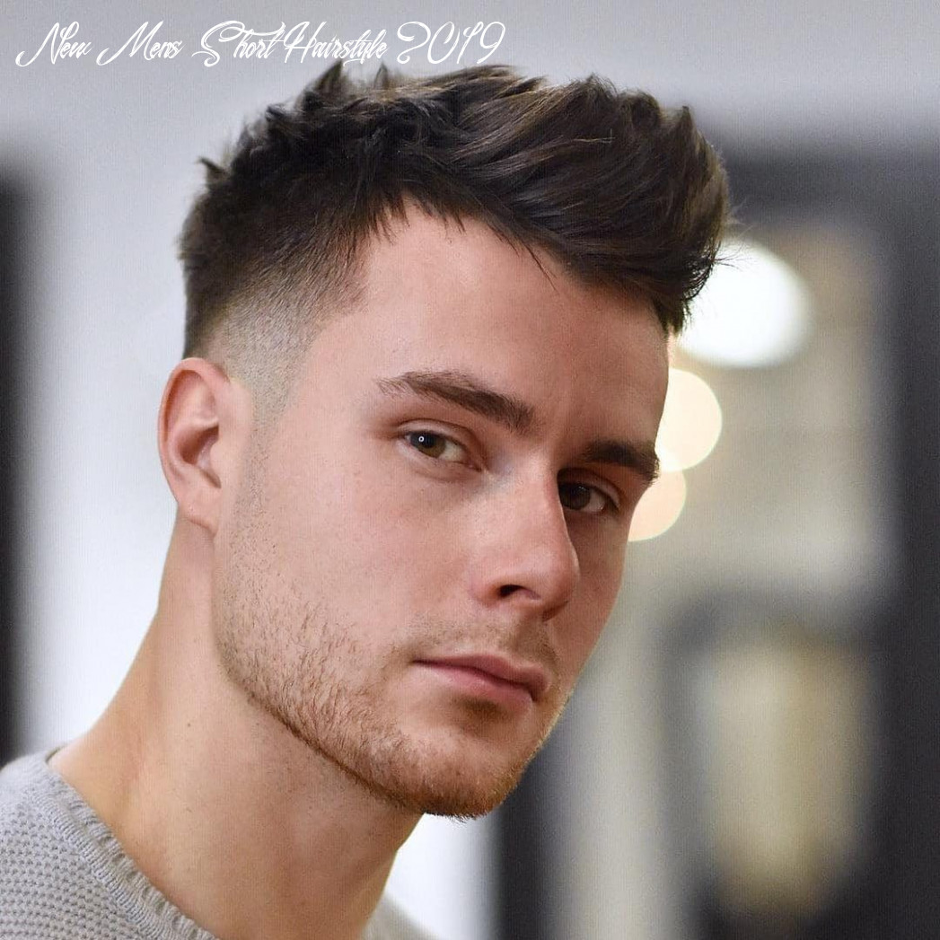 Best New Men's Hairstyles of 12 | Mens haircuts short, New men ...