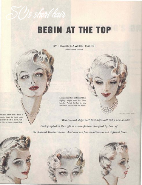 Compliment Your Style with a 10's Hairdo - Hey Viv !