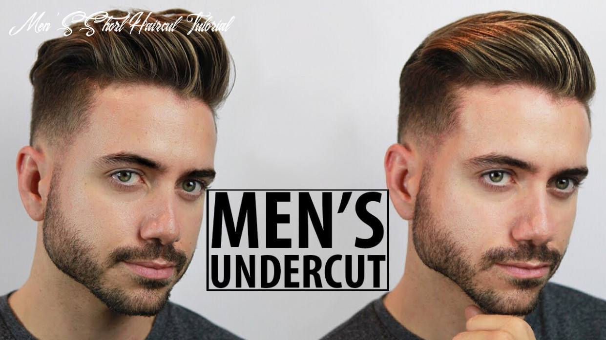 Disconnected Undercut - Haircut and Style Tutorial   9 Easy Undercut  Hairstyles for Men   Alex Costa