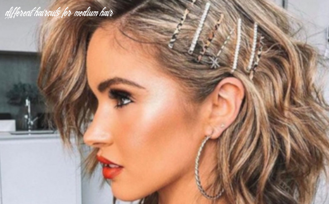 Game-Changing Medium Length Hairstyles to Rock in 12   Fashionisers©