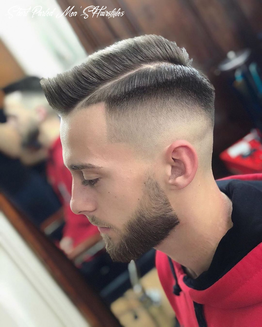 Hair @beautifinder in 10 | Haircuts for men, Side part mens ...