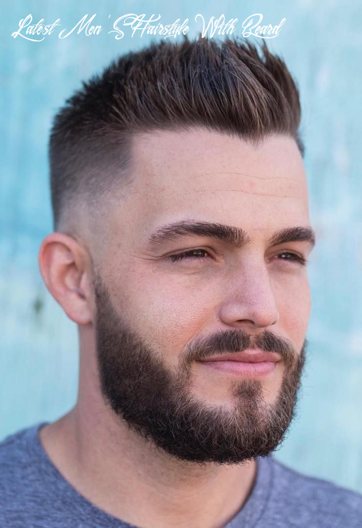 Handsome And Cool – The Latest Men's Hairstyles for 9   Spiked ...