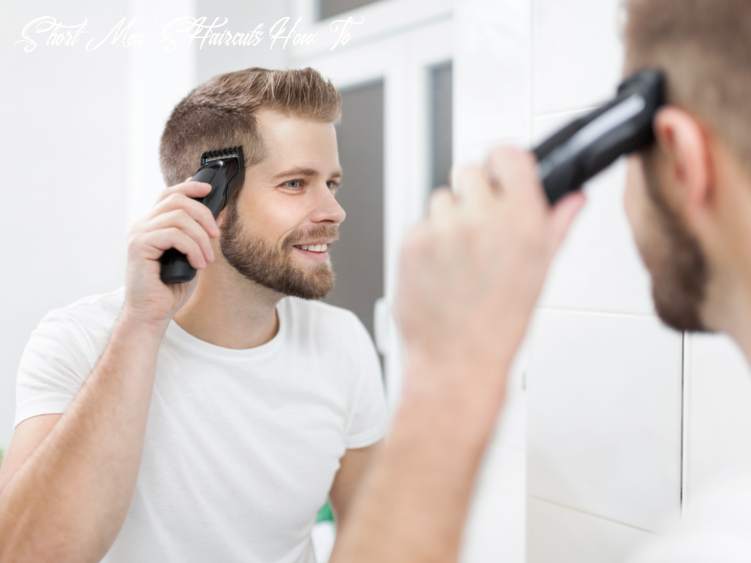 How to cut short hair at home - Insider