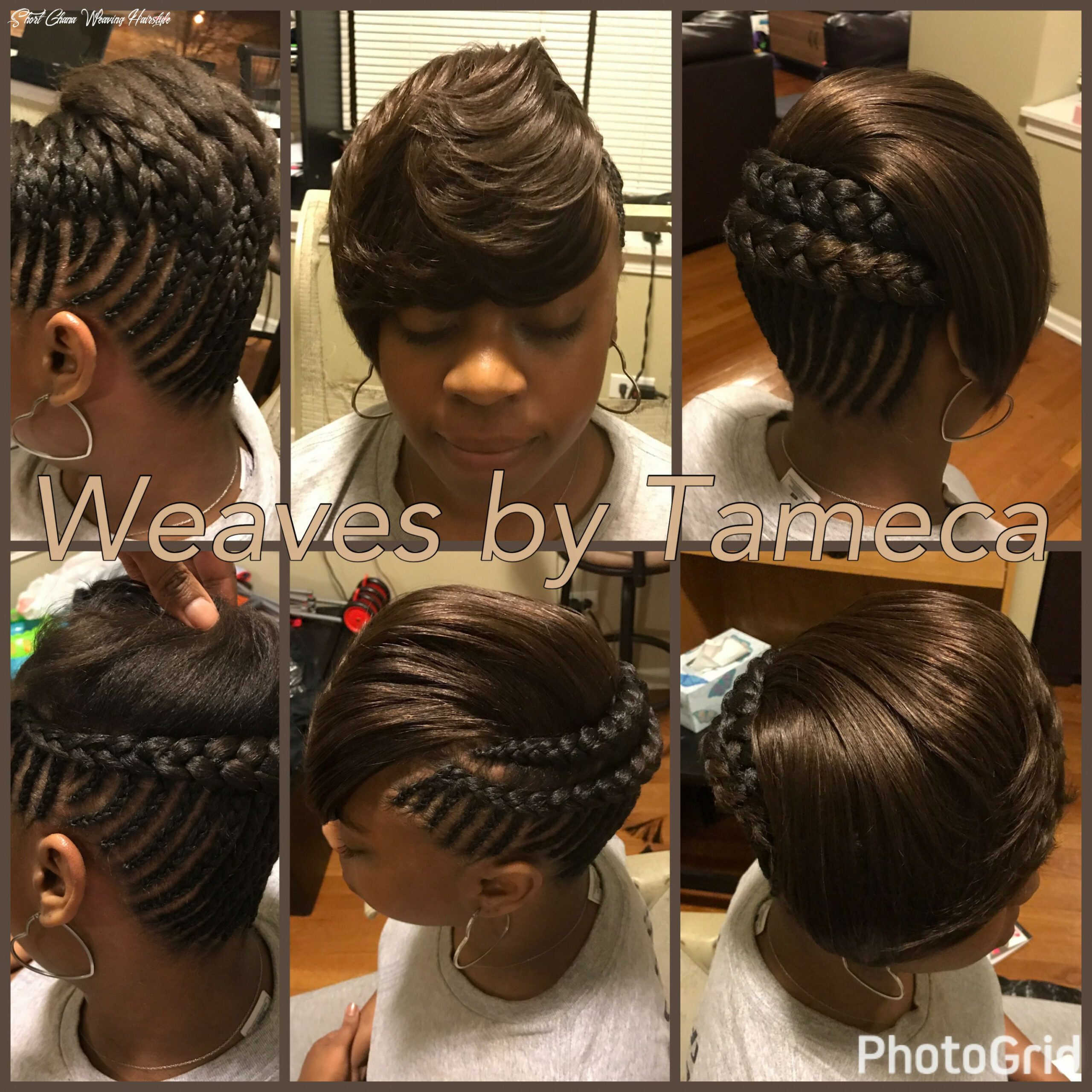 Latest Awesome Ghana Braids Hairstyles   Quick weave hairstyles ...