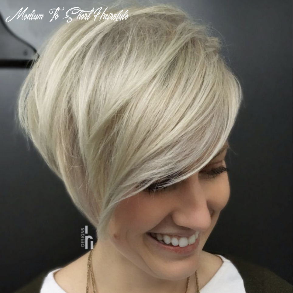 Medium Short Hairstyles 9 Female - Quick and Easy to Style ...