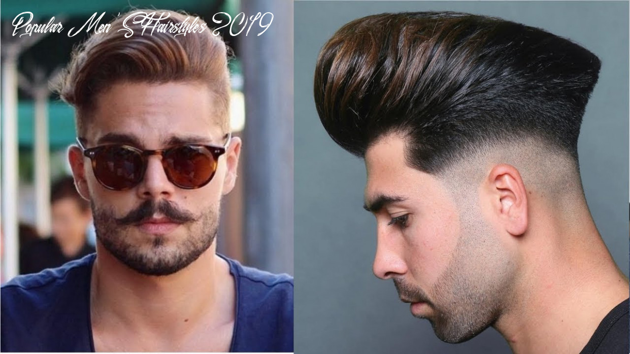 Men's Hairstyles 8   Coolest Haircuts For Boys 8   Men's Trendy  Hairstyles