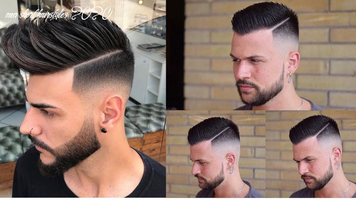 Men's Short Hairstyles 8 - Hairstyles For Men With Short Hair   Short  Haircuts For Guys 8